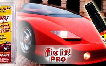 Fix It Pro za neuvěřitelnou bezkonkurenční cenu pouhých 99Kč včetně poštovného! Opravte svůj lak na autě jednoduše a rychle!