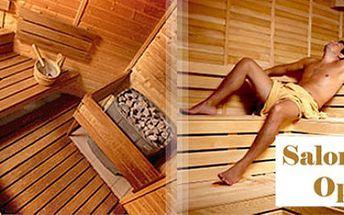 Prožijte maximální uvolnění a relax v tomto podzimním počasí ve finské SOUKROMÉ sauně pro 2-3 osoby jen za 140 Kč nebo pro 4-5 osob za pouhých 280 Kč!!!