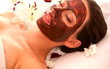 Čokoládové relaxační ošetření pleti v relaxačním studiu Šárka. Užijte si sladkou a voňavou péči!