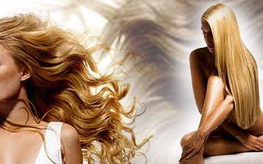 Přichází revoluční řešení, s nímž Váš účes omládne. Jen za 780 Kč získáte unikátní vlasové ošetření Keratin Shot (dočasné narovnání vlasů) ! pro všechny typy vlasů!
