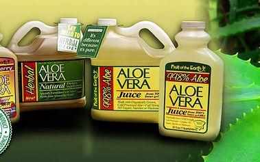 """Jedinečná nabídka Čisté Šťávy Aloe Vera WILD BERRY 1 litr (946 ml) Čistá ALOE VERA ŠŤÁVA """"Lesní plody"""" s přírodní příchui lesních malin, borůvek, ostružin, jahod a bezinek!"""