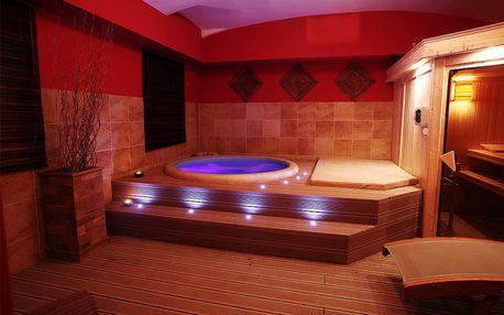 Udělejte si romantickou chvilku v sauně s vířivkou !! Hodinový vstup pro dva do sauny a sklenička vína k tomu za 650,- Kč!!