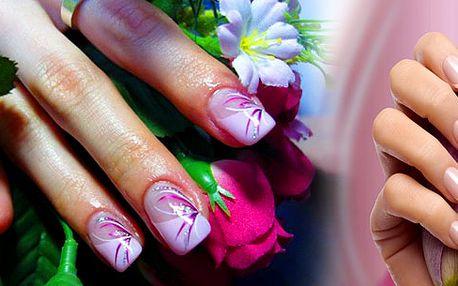299Kč za modeláž gelových nehtů ve studiu La Cannelle!! Každá žena by měla mít ruce jako svou chloubu, tak neváhejte a vyzkoušejte naší akci!