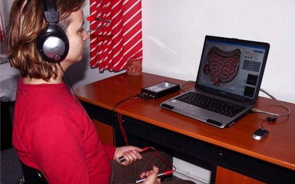 Hledáte nevšední vánoční dárek? Darujte zdraví! Diagnostika a harmonizace zdravotního stavu pomocí moderní počítačové NLS diagnostiky na přístroji Oberon-Titanium.