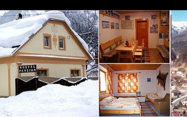 1 079,- Kč za 4denní pobyt v Nízkých Tatrách s ubytováním v Donovalech pro 1 osobu. Užijte si lyžování v atraktivní lokalitě, nyní se 40% slevou.