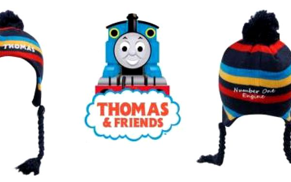 Krásná dětská čepička Thomas the Tank pouze za 119 Kč místo 399 Kč