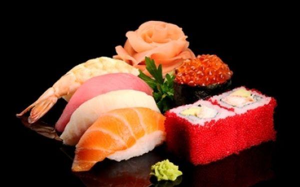 NEOMEZENÁ KONZUMACE pro 2 osoby PRAVÝCH JAPONSKÝCH SUSHI v restauraci Saga SUSHI!!! Za pouhých 39 Kč získáte slevový kupón pro dvě osoby se slevou na celý jídelní lístek.