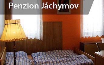 Skvělých 790 Kč za romatický pobyt pro 2 osoby na 3 dny (2 noci) v apartmánu s vl. soc. zařízením a čajovou kuchyňkou (čaj a káva zdarma) v lázeňském městě Jáchymov! odpočiňte si a relaxujte s fantastickou slevou 50 %!