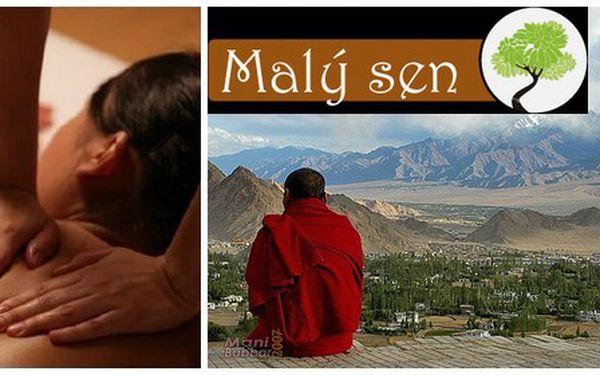 Objevte kouzlo dalekého Tibetu. Pouhých 450 Kč za unikátní tibetskou masáž 90 min. Přes 2000 spokojených zákazníků zkušených masérů nově vzniklého salonu.