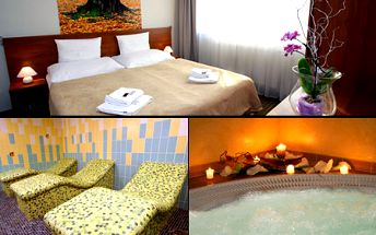 Užite si 3-dňový WELLNESS pobyt pre 2 osoby s polpenziou v hoteli Jánošík****! Komfortné ubytovanie v Liptovskom Mikuláši teraz so zľavou až 51%! V cene vstup do hotelového saunového sveta, bazéna, vírivky a tepidária!