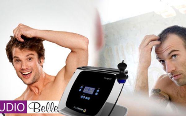 Novinka na trhu! Technologie HairActiv! Pomůže Vám v boji proti vypadávání vlasů! Ošetření pomocí nového revolučního přístroje Tricoplus za fantastických 699 Kč! Přístroj získal 1. cenu na mezinárodním kosmetickém veletrhu!
