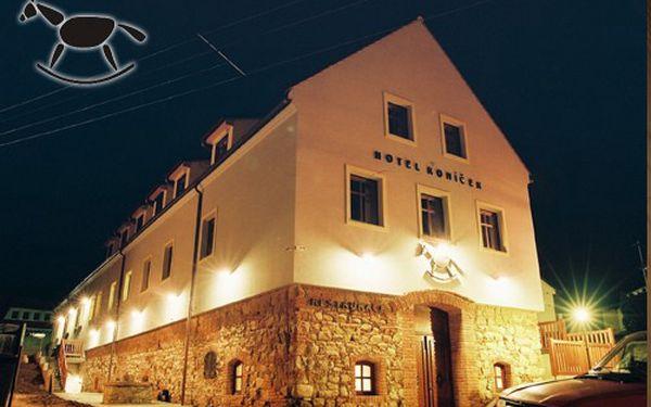 Vydej se po stopách velké moravy a poznej úrodný kraj slovácké vinařské podoblasti! Pobyt pro 2 osoby na 3 dny (2 noci) v hotelu koníček***! Děti do 4 let zdarma!
