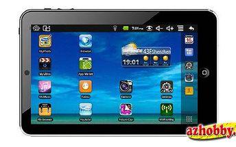 Vysoce výkonný tablet Leader V70 Google Android 2.2 se slevou 28 %. Dotykový 7