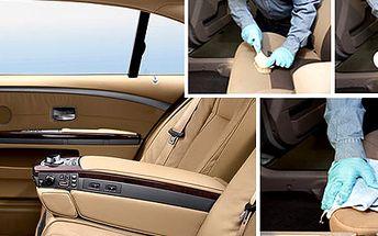 249 Kč za vyčištění vozu plus přípravu na zimu. Vysátí interiéru, vyčištění palubní desky atd. Navíc dárek. Kvalita ručního mytí v EcoOne s 65% slevou!