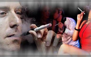 Skvělá a hlavně NEŠKODNÁ elektronická cigareta. První krok k odnaučení kouření je zde!! Lehce a pohodlně a to se slevou 82%