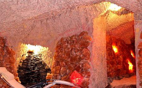Stres se rychle rozplyne, po návštěvě masáže a solné jeskyně. 54% sleva na návštěvu solné jeskyně spojenou s kompletní masáží a diagnostikou organismu.