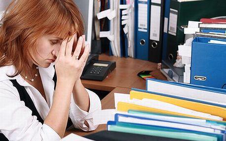 Naučte sa, ako zvládať STRES doma aj v zamestnaní, na kurze MUDr.Ruttkaya teraz len za 24€ !