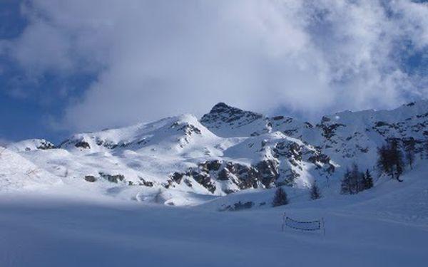 Pětidenní lyžování v Itálii za 3954 Kč pro jednoho!