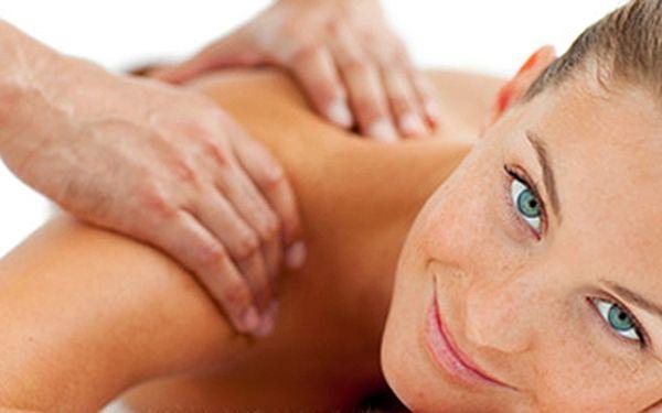 Dárkový poukaz na masáže dle vlastního výběru
