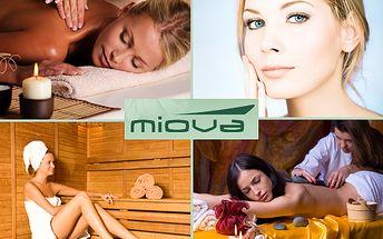 Sauna s kosmetikou nebo masáží podle výběru. Sleva 46%!