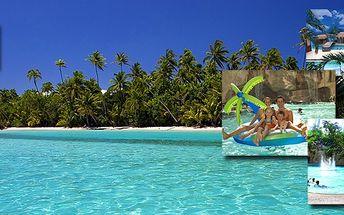 Zájezd do největšího zábavního parku v Evropě! Aquaparku Tropical Islands nabízí ráj na zemi! Odjezd 18. 11! Pouze 20 kupónů k dispozici!