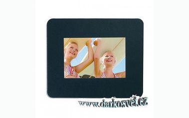 Podložka pod myš s místem pro fotografii se slevou 47%. Mějte své oblíbené fotky vždy na očích!!