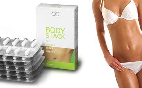 Body Stack – 100% tukožrout! Hubněte přírodně a s báječnou slevou 53%. Pomocí tablet Body Stack spálíte nahromaděný tuk, snížíte chuť k jídlu a zlepšíte svůj metabolismus! Zhubněte rychle, efektivně a přírodní cestou!