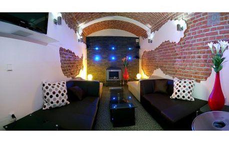 3 dny v předvánoční Praze pro DVA v nádherných apartmánech Anděl se snídaní, saunou, vířivkou, bazénem a to vše jen za 1499kč