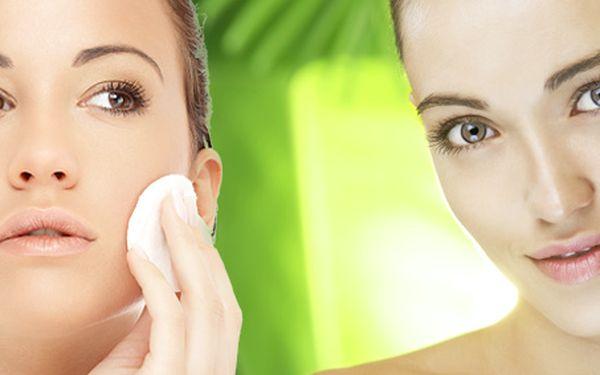 275 Kč za odpočinkové i zkrášlující ošetření obličeje a dekoltu. 60 minut kosmetické péče se slevou 50 %.