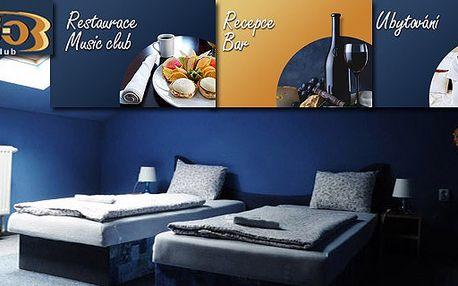 Ubytování na Stodolní ulici, kde to stále žije!!! Noc pro dva za jedinečnou cenu a se snídaní a návíc uvítací drink v ceně.