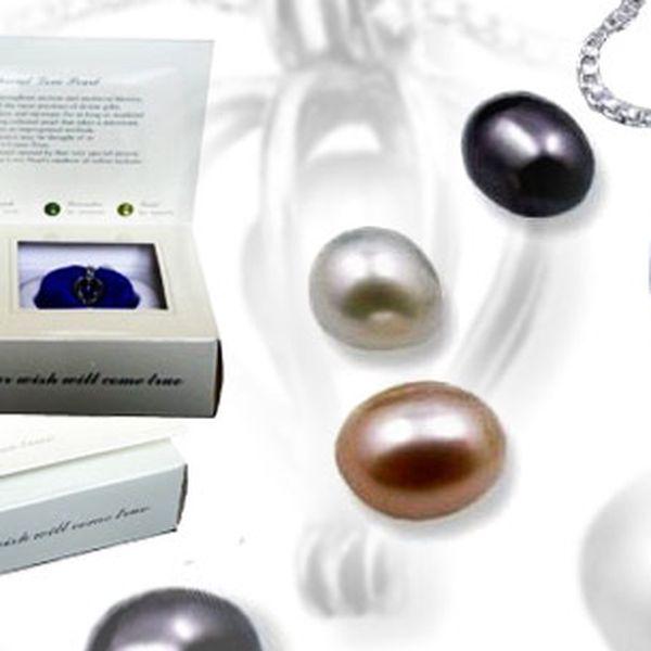 """Unikátní dárek, který jistě potěší každého! Otevřete ústřici, objevte pravou perlu a vytvořte si vlastní šperk! Novinka na trhu - """"Perla přání"""" !"""