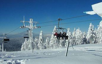 3 dny pro DVĚ osoby se snídaní v příjemném hotelu v Krušných horách plus 10% sleva na skipas a masáže.