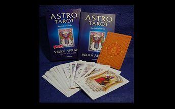 Potřebujete radu v životních otázkách? Nechte si je zodpovědět tarotovými kartami jen za 186,-. Zeptejte se tarotu a zjistěte, co vás čeká a nemine.