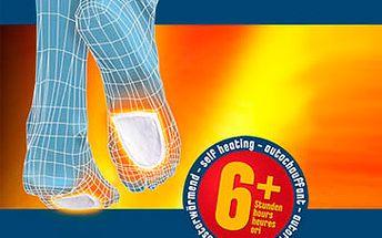8 ks hřejících polštářků do bot HENBEN za pouhých 99 Kč! Stači pouze nalepit a 1 polštářek Vás bude hřát teplotou okolo 50°C celých 6-8 hodin! 100% přírodní produkt! Fantastická sleva 51 %!