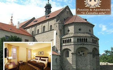 3denní pobyt pro DVA v 4*penzionu v Třebíči (UNESCO) s 55% slevou!
