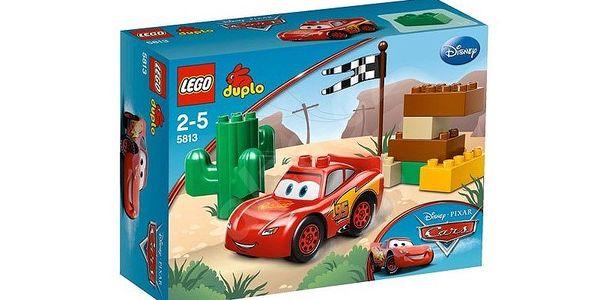 LEGO Duplo Cars 5813 Blesk McQueen