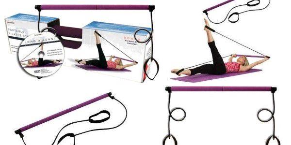 Cvičební pomůcka pro milovníky cvičení pilates - přenosné pilates studio. Získejte štíhlé a sexy tělo v soukromí domova.