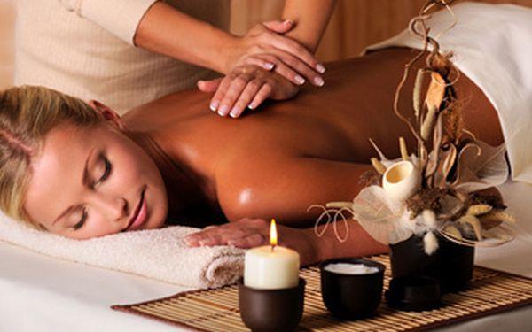 Užijte si hodinovou kvalitní masáž dle vlastního výběru! Uvolněte páteř a šíji a dejte sbohem migrénám! Cena 315 Kč!