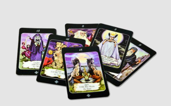 Výklad tarotových karet již od 125 Kč od zkušené kartářky s dlouholetou praxí Hany Kadové!