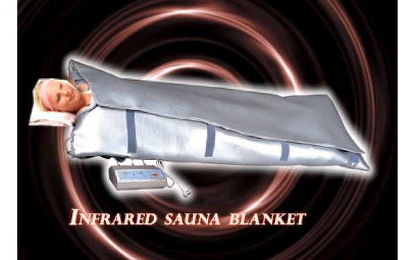 Infračervený sauna oblek na 40 minut již od 79 Kč!