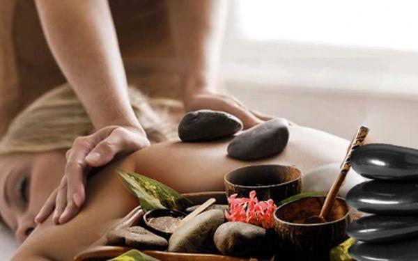 Masáž lávovými kameny za báječných 225 Kč! Dopřejte si relax a zasloužený odpočinek a nechte se hýčkat touto příjemnou procedurou se slevou 50%!