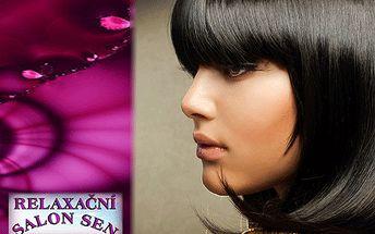 Trendy střih vlasů se skvělou slevou. Barva či melír za dva poukazy!