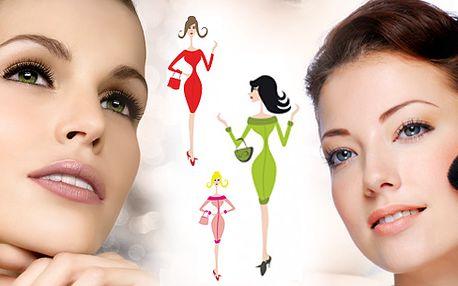 Proměna image spojená s růstem sebevědomí! Barevná typologie, líčení a make-up přímo od vizážistky! Styl oblékání vhodný k Vaší osobnosti a podtrhující Vaše charisma!!