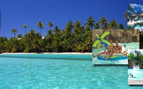 Tropické ostrovy bez vstupného pro 3 osoby, cena na jednu osobu neskutečných 727 Kč. Pouze 10 kupónů k dispozici! Platnost kupónu od 18.11.2011 do 20.11.2011.