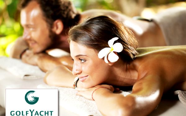 Romantická masáž v luxusním wellness pro DVA s 67% slevou!