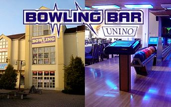 Přijďte si zahrát bowling ! Jen 99 Kč za 60 minut bowlingu v Bowling Bar UNINO + láhev sektu Chante 0,7 l ! Přijďte si zahrát na elektronické dráhy se slevou 77 % !