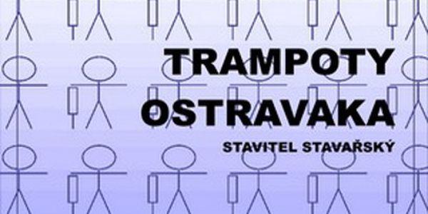E-kniha TRAMPOTY OSTRAVAKA jen za 29 Kč!