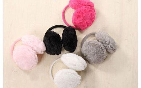 Dvoje krásné klapky na uši jen za 149 Kč! Výběr ze SEDMI barev!!