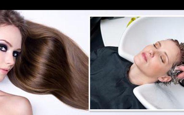 Bohatý kadeřnický balíček pro všechny dámy, ženy a dívky s 57% slevou! Celkem 6 příjemných procedur pro tvé vlasy a nový účes. Platí pro všechny délky vlasů!