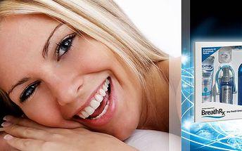 Vyberte si svou vlastní variantu z PROFESIONÁLNÍ STOMATOLOGICKÉ řady na potíže s nepříjemným dechem. Profi balení, které nabízí komplexní péči dutiny ústní nebo samostatně exkluzivní zubní pastu s bělícím účinkem (3 ks) od profesionálů na bělení zubů značky ZOOM! Nyní se slevou 40%!